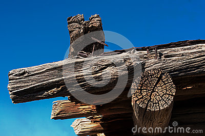 Old Weathered Wood