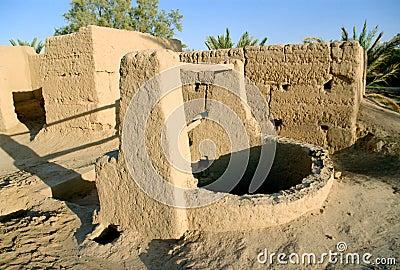 Westelijke sahara muur