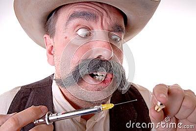 Old West Dentist