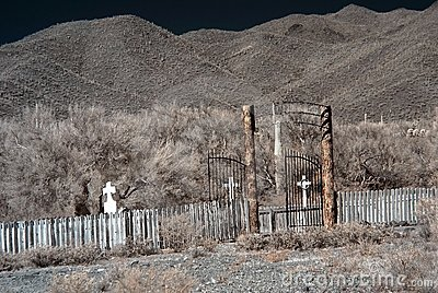 Old Western Cemetery
