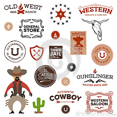 Free Old Western Designs Stock Photo - 25281980