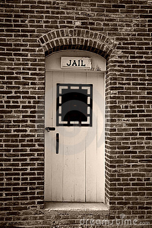 Old Western Jail Royalty Free Stock Photos Image 2316878