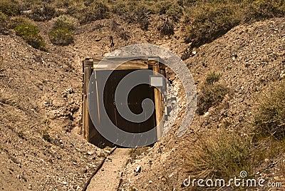 Old Western Mine