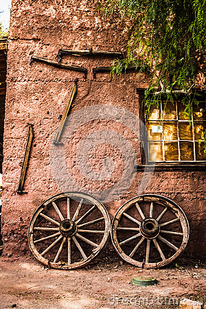 Free Old Wild West Detail Royalty Free Stock Photography - 81657267