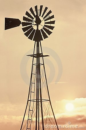 Free Old Windmill Stock Photos - 49753