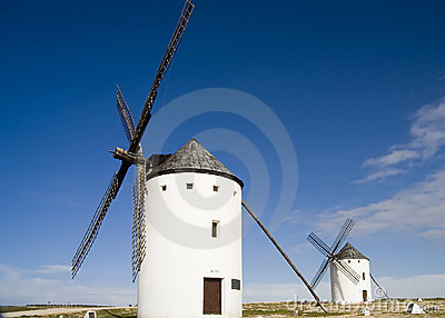 Old Windmills 2