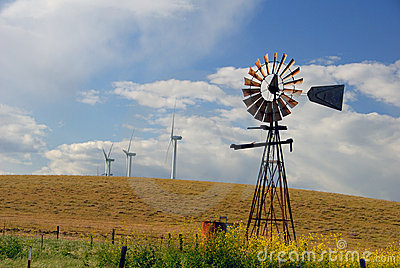 Old Windmills For New