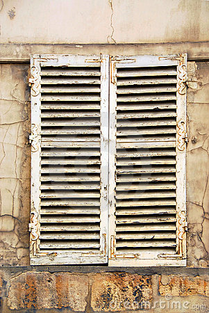 Free Old Window Royalty Free Stock Photos - 1593158