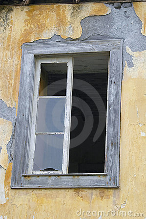 Old Window Royalty Free Stock Photography - Image: 4168257