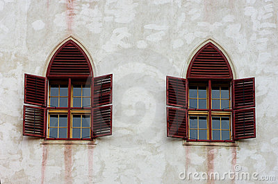 Old Window. Stock Photos - Image: 9358423