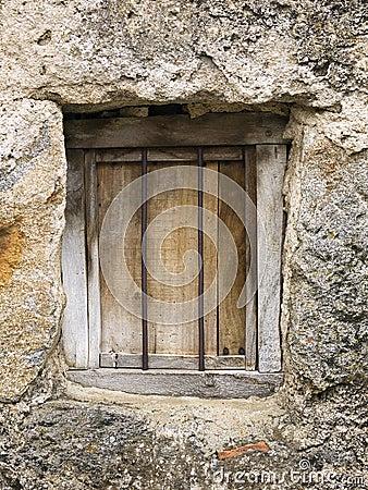 Old window closed