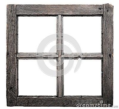 Free Old Window Frame Stock Image - 27229411