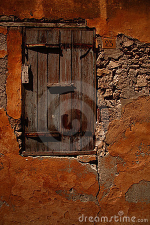 Free Old Window Shutter Royalty Free Stock Photography - 1109087
