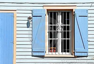 Old Window With Shutters Royalty Free Stock Images - Image: 11185439