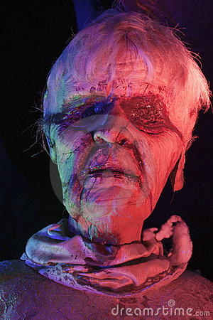 Old Woman Zombie