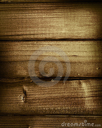 Old wood background to design