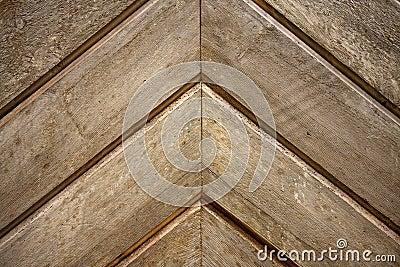 Old wood texture on door
