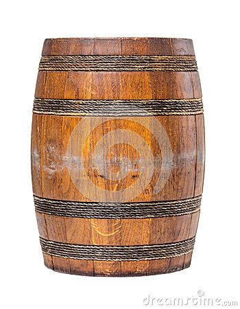 Free Old Wooden Barrel Stock Photos - 74134953
