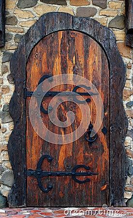 Free Old Wooden Door Stock Photos - 9972333