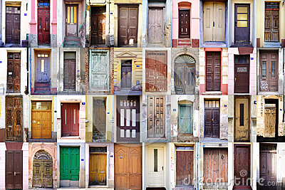 Images of Pictures Of Old Wooden Doors - Losro.com