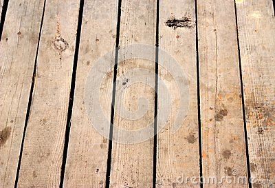Old wooden floor texture background