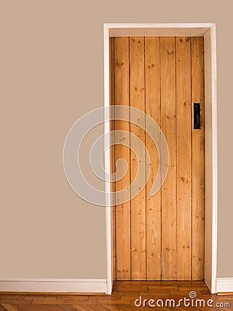 old wooden interior door royalty free stock photo image 4434555