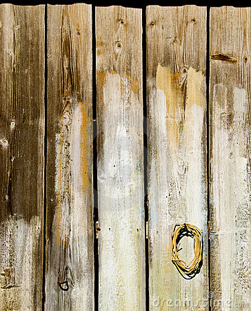 Old wooden rural house wall made of plank backdrop