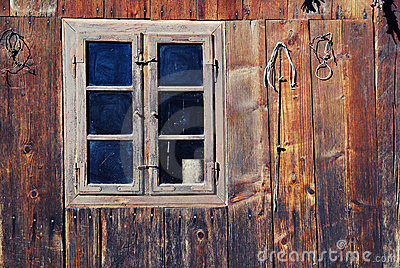 Old Wooden Window Stock Photos Image 16014173