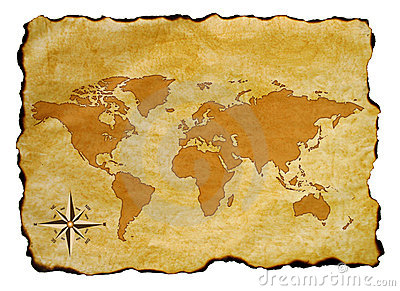 Old world map clipart gumiabroncs Images