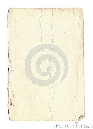 Old Worn Paper