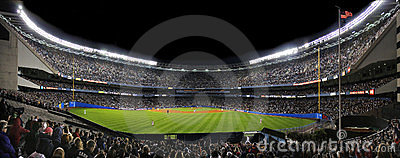 Old Yankee Stadium Editorial Image