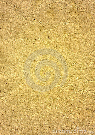 Old yellow paper