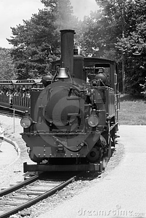Old Zoo Train