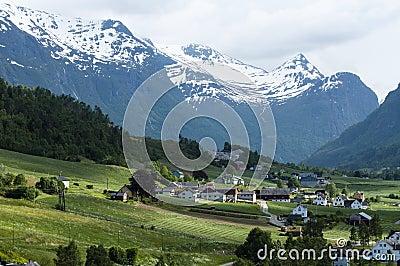 Olden village