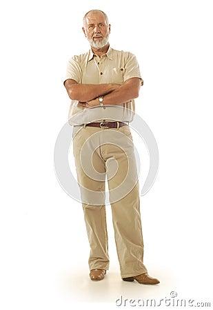 Older gentleman