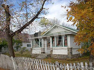 Older house scenic