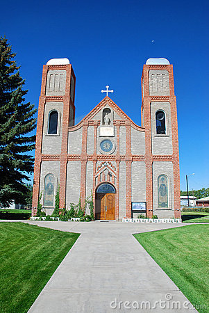 Oldest Church in Colorado