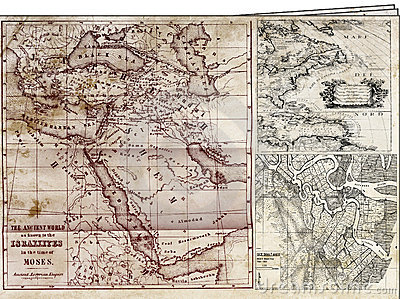 Oldest maps
