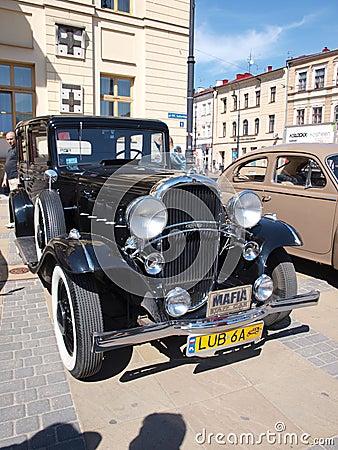 Oldsmobile, Lublin, Poland Editorial Photo
