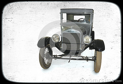 Oldtimer Automobile