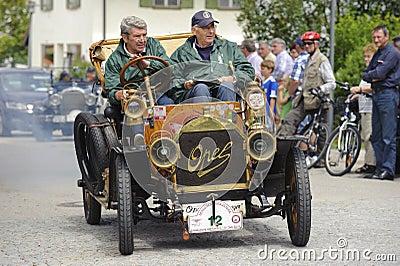 Oldtimer car Editorial Image