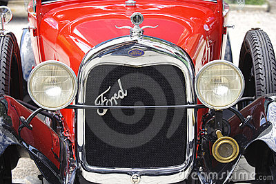 oldtimer car Editorial Photography