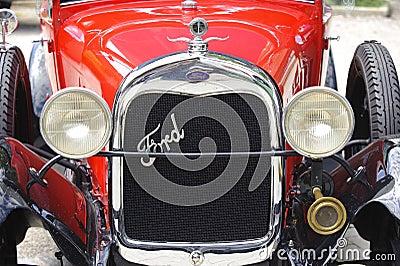 oldtimer car Editorial Photography