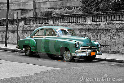 Oldtimer - Colour Key