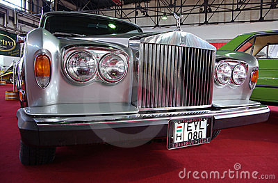 Oldtimer limousine Editorial Photography