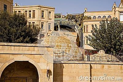 Oldtown of Baku