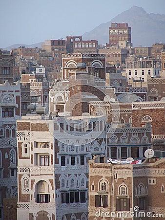 Oldtown Sanaa - Yemen