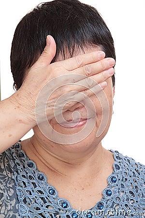 Oślepień oczy