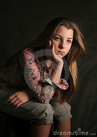 Free Olga S Portrait Royalty Free Stock Image - 2043296