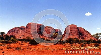 Olgas - Australia